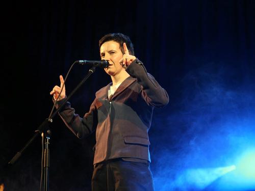 Сурганова исполняла песни на стихи Бродского, поэтесс из Омска и других городов.